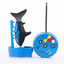 Coke Can Radio Remote control RC Super mini Shark fish Boat Submarine Gift 1pcs