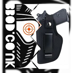 Airsoft Pistol Hand Gun UK seller holster Holder black tactical quality robust.