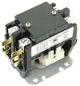 DP DEFINITE PURPOSE CONTACTOR 40/50A 2P 120V COIL YC-CN-PBC402-2