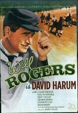DVD David Harum: Will Rogers Louise Dresser Stepin Fetchit Noah Beery E Venable