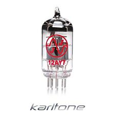 Jj 12AY7 (6072) valve (tube) pour amp premium testé neuf