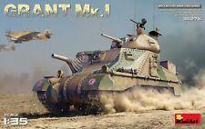 MiniArt 1/35 Scale - Grant Mk.I Plastic Model Kit 35276