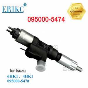 5474 Injector Fuel 095000-5474 (8-98284393-0) Common Rail Injection for Isuzu