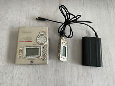More details for aiwa minidisc player recorder am-f70