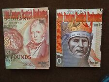 More details for set of 13 british: both scottish and english banknote reference books