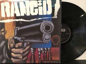 Rancid – Rancid LP 1993 Epitaph – 86428-1 EX/EX
