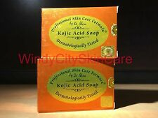 2 X Dr Alvin Kojic Acid  Soap from Professional Skin Care Formula 100% Authentic