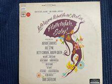 Hallelujah, Baby! cast album (LP)Leslie Uggams, Jule Styne, KOL 6690