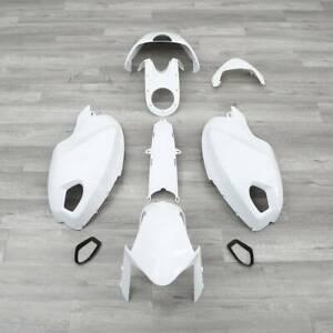 Unpainted Fairing Bodywork Kit For Ducati Monster 696 796 1100 S EVO all years