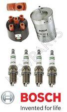 For VW Jetta Passat Distributor Cap & Rotor Spark Plugs Fuel Filter Tune Up Kit