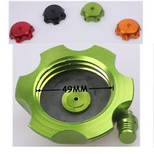 Fuel Cap Gas Tank Cover For Dirt Bike ATV TAOTAO SSR ROKETA Green