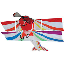 Rainbow Bi-Plane Special Single Line Kite..25...... PR 11042