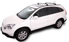 Rhino Pair of Sportz Roof Racks HONDA CRV Wagon 02/07 to 10/12