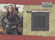 Xena Season 6 - R7 Alti Costume Card