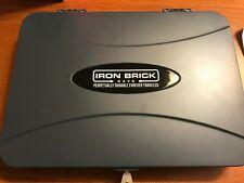 Iron Brick Safe - Portable Laptop/Tablet Safe
