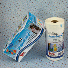 "STEAM A SEAM 2  Fusible Web x 12"" Wide sold  by the yard"