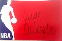 Jerry Colangelo Signed 4x6 Phoenix Suns USA Basketball Autograph PSA Guaranteed!
