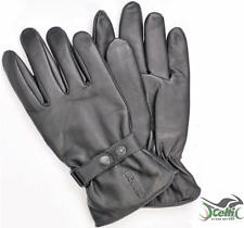 Davida Mens Shorty Gloves Motorcycle Motorbike Black Brown Grey