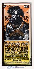 MINT & SIGNED 311 Morphine Weezer 1994 Pontiac Handbill