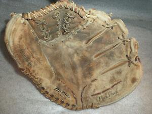 "Vintage MIZUNO World Win Professional TSU-4 13"" Baseball Glove Mitt Right Handed"