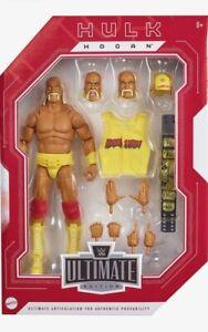 Mattel WWE Ultimate Edition Fan Takeover Hulk Hogan Amazon Exclusive Preorder.