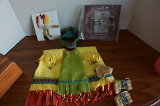 SWEET ASHTON DRAKE BEADED INDIDAN OUTFIT FOR DIANNA EFFNER LITTLE DARLING DOLL!
