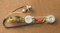 Reversed Telecaster® USA Wiring Harness For Fender Tele-CTS-Sprague-Switchcraft