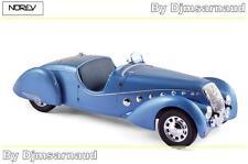 Peugeot 302 Darl'Mat Roadster de 1937 Blue metallic NOREV - NO 184821 - Ech 1/18
