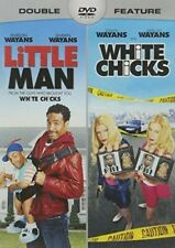 Little Man / White Chicks [New DVD] Ac-3/Dolby Digital, Subtitled, Wid