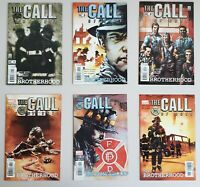 The Call Duty Brotherhood 1 2 3 4 5 6 Marvel 2002 Set Series Run Lot 1-6 VF/NM