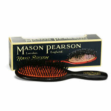 Mason Pearson Pocket Bristle B4 Brush - Black