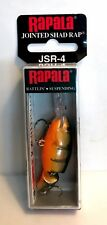 Rapala Perch Jointed Shad Rap Rattlin' Suspending Lure