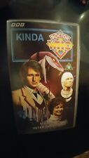 doctor Who - Kinda - VHS