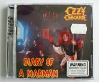 Ozzy Osbourne CD Black Sabbath Diary of a Madman Re-Master Heavy Metal Rock CD