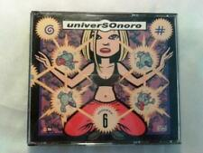 UNIVERSONORO - VOLUMEN 6 - DOBLE -CD - ESPAÑA - 2000 - (MB/VG - EX/NM)