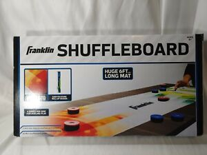 Franklin Sports Mini Shuffleboard