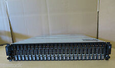 Dell PowerVault md1220 storage SAS Array DUAL 6GBPS CONTROLLER 24 X CARRELLI