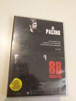 dvd  88 minutos con al pacino