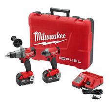 Milwaukee M18 Driven To Outperformed 2897-22 FUEL 18V Cordless 2 Tool Combo Kit