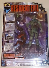 RESIDENT EVIL - BIOHAZARD VIDEOGAME - PALISADES - ZOMBIE SOLDIER AND DOG - NEW!