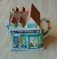The Leonardo Collection Teapot Toy Shop Toy Store In Lovely Condition