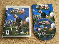 Hot Shots Golf Everybody's Golf Out Of Bounds -- Playstation 3 PS3 -- Complete