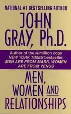Men, Women and Relationships, John Gray,0061010707, Book, Good