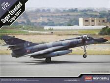 "SUPER ETENDARD ""LIBYA 2011"" (FRENCH NAVY MKGS) #12431 1/72 ACADEMY LIMITED EDIT."