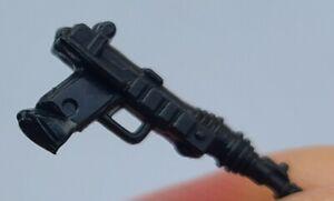 Vintage Kenner Star Wars POTF Black Endor Blaster (A-Wing Pilot and Imp. Gunner)