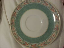 WEDGWOOD AZTEC SINGLE SAUCER - TEA CUP SIZE EXCELLENT CONDITION NEW