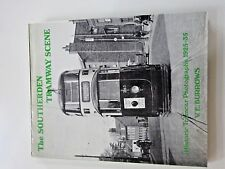 The Southerden Tramway Scene. V E Burrows. 1980