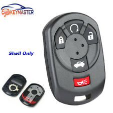 Replacement Remote Key Shell Case Fob for Cadillac STS 2005-2007 - M3N65981403
