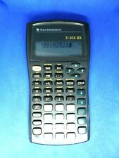 Calculatrice Texas Instruments TI-30X IIB Calculator Rechner avec Notice OK