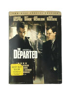 The Departed DVD, 2007, 2-Disc Set, Special Edition Fast Free Shipping